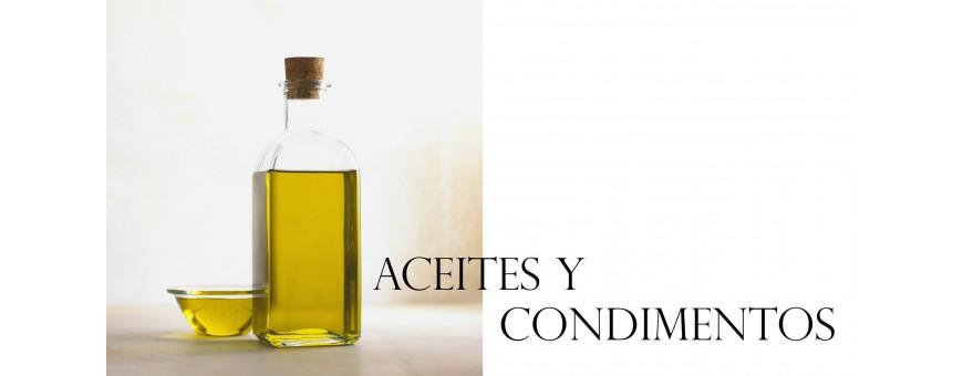 ACEITES Y CONDIMENTOS