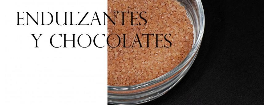 ENDULZANTES Y CHOCOLATES