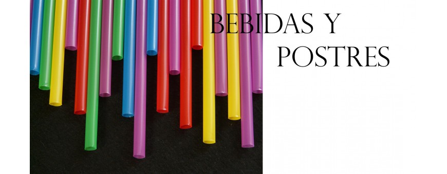 BEBIDAS Y POSTRES