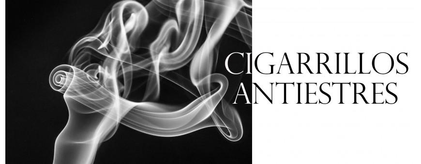 FUMADORES Y CIGARRILLOS ANTIESTRES