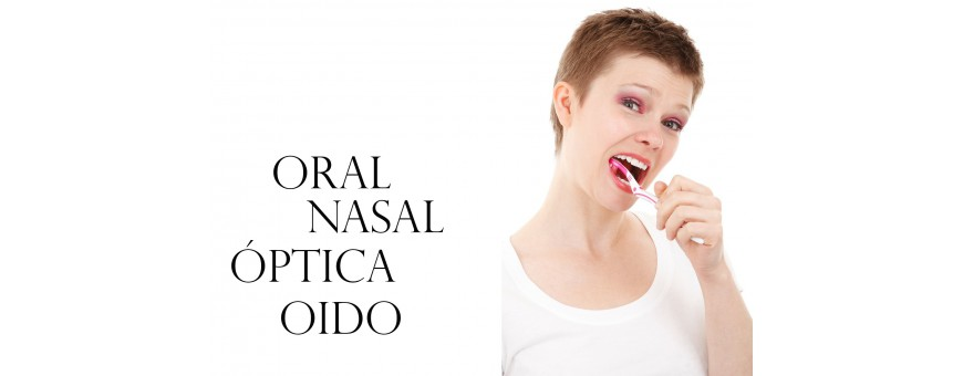 ORAL NASAL OPTICA Y OIDO