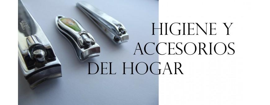 HIGIENE Y ACCESORIOS DEL HOGAR