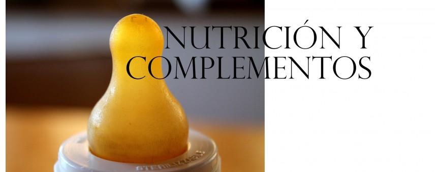 NUTRICION Y COMPLEMENTOS