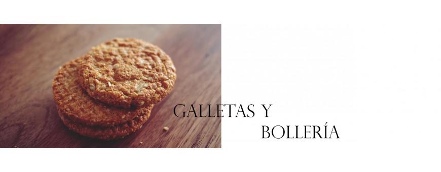 GALLETAS Y BOLLERIA