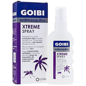 GOIBI XTREME ANTIMOSQUITOS TROPICAL LOCION REPEL 75 ML